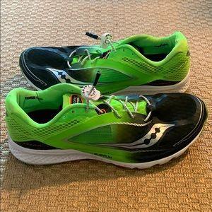 Saucony Everun running shoes